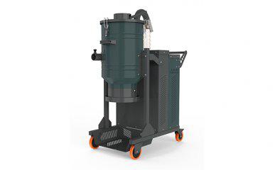DH-100L三相装袋式工业吸尘器