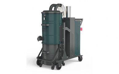 HZ-100L三相自动清灰工业吸尘器